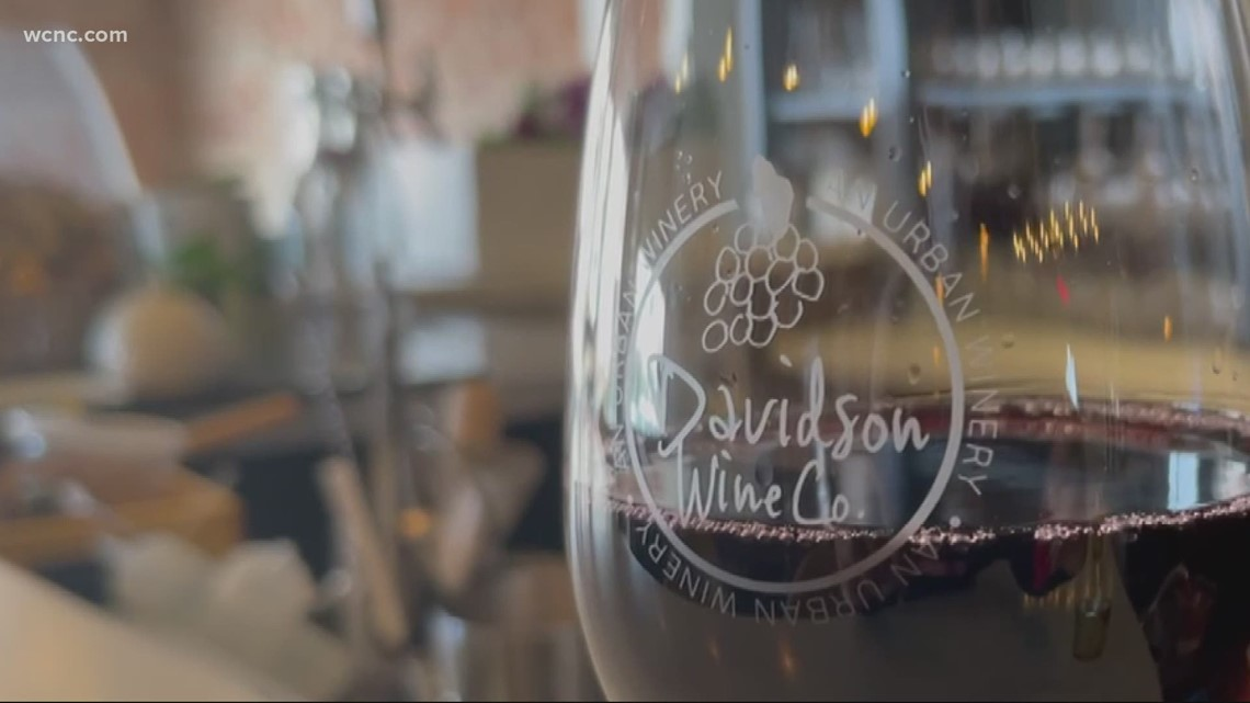 A Davidson winery is changing the face of wineries in urban settings