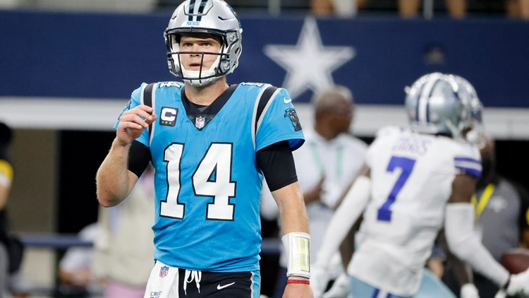 Undefeated no more: Panthers fall to Cowboys in 36-28 loss