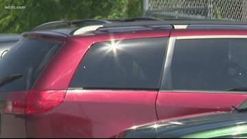 Campaign launched to prevent child deaths in hot cars