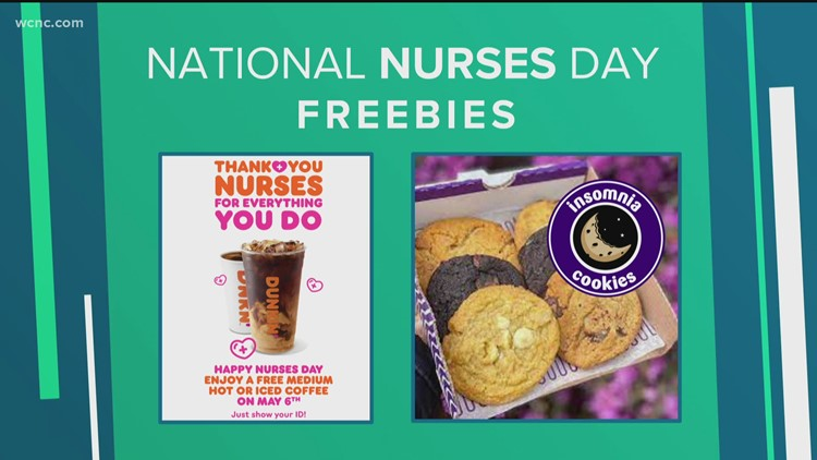 Honoring health care workers on National Nurses Day