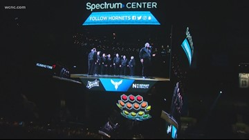 Gay Men's Chorus of Charlotte becomes first gay chorus to sing for professional sports team in N.C.