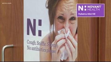 Local doctors seeing uptick in flu, flu-like symptoms