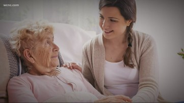 Alzheimer's expert explains what it's like caretaking for a person with Alzheimer's during pandemic