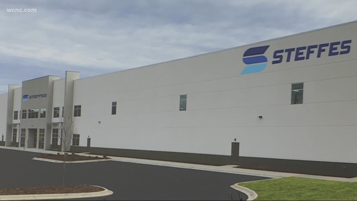 Manufacturer bringing 130 jobs to Cleveland County