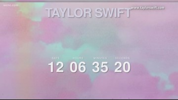 Fans go crazy after Taylor Swift posts mystery countdown on her website