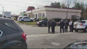 Employee shot at phone repair store, dies at hospital