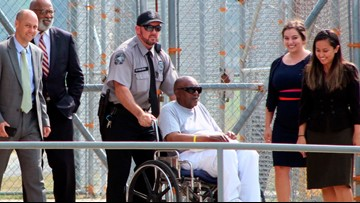 Wrongfully convicted man freed after four decades in prison