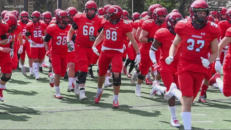 Davidson football in postseason for first time in 52 years