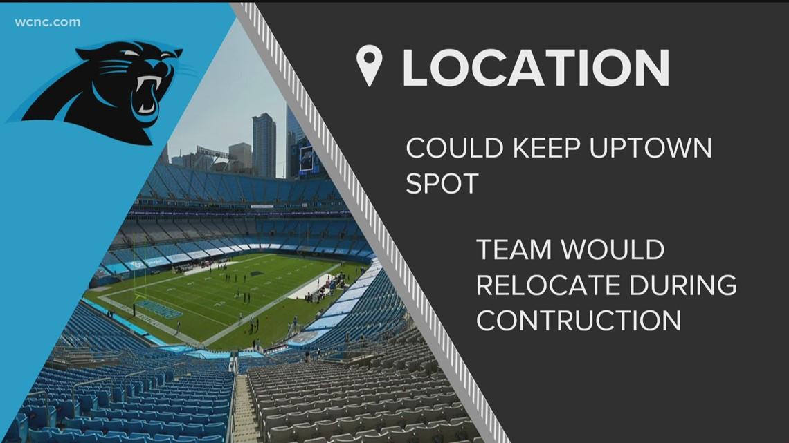 Panthers owner discusses stadium future