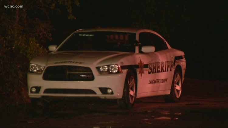 Suspect injured in officer-involved shooting after domestic disturbance at a home in Lancaster
