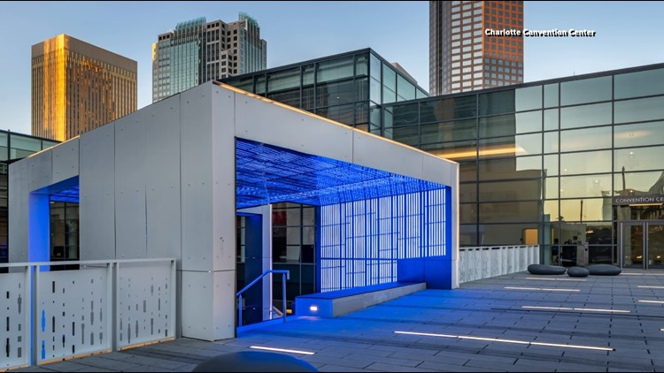 Charlotte Convention Center expansion completed, businesses hope it will bring in customers