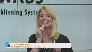 An easy way to whiten teeth