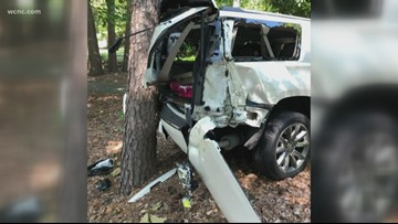 Mother warns others after SUV rolls off with child inside, 'I just don't feel safe'