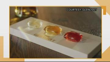 Whiskey maker develops edible 'cocktail capsules'