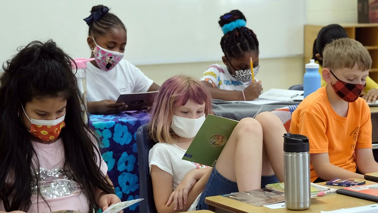 NC K-12 schools seeing most cluster-related COVID-19 cases of the pandemic to date