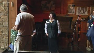 Carolina Has Heart: Woman has volunteered at Billy Graham Library from the beginning