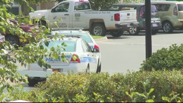 CMPD searching for suspect after burglary and police chase