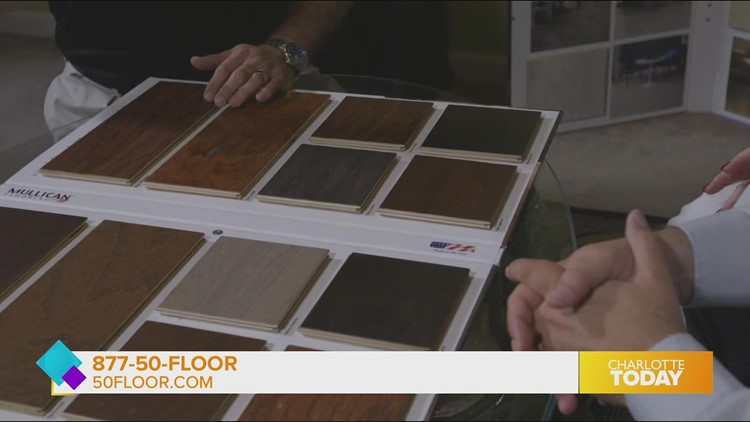 Change the look of your home with 50 Floor