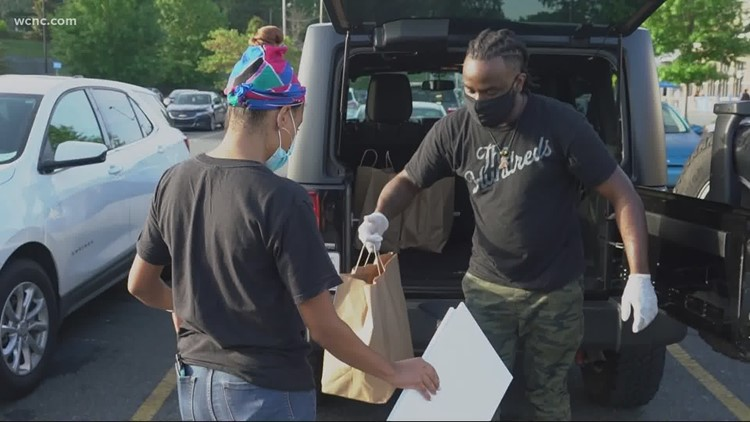 Charlotte Hornets, Bank of America to host 2nd week of service