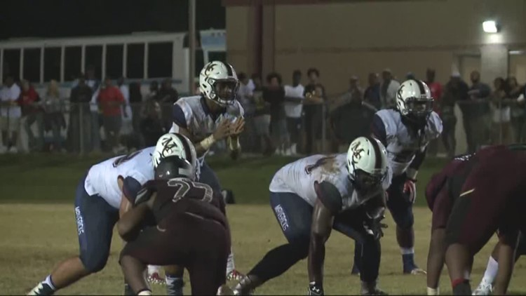 Friday Night Frenzy Week 5 Scores And Highlights Wcnc Com