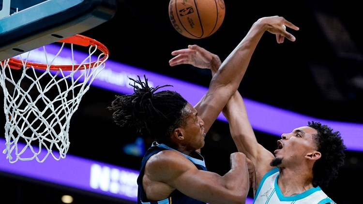Hornets lose home preseason opener to Grizzlies