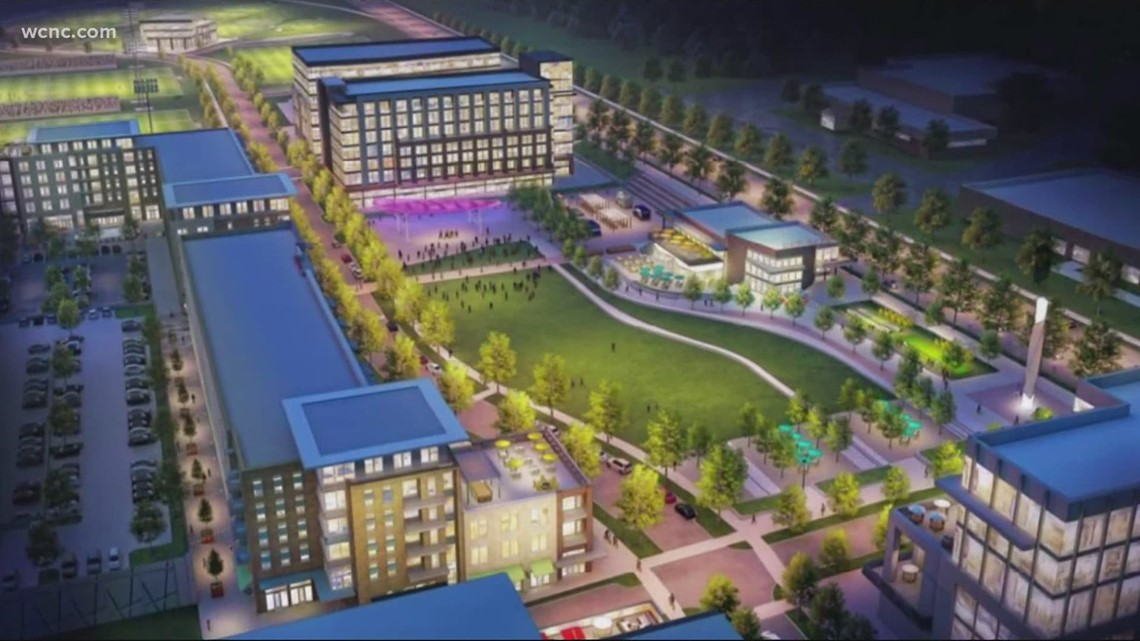 Mecklenburg County leaders to discuss plans for the Eastland Mall site