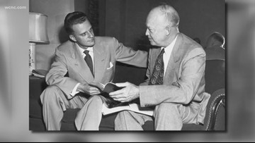 FBI releases documents on the life of Rev. Billy Graham