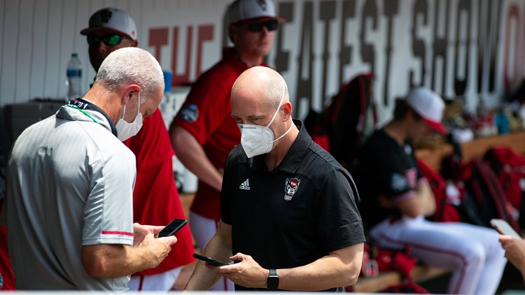 NC State's College World Series run canceled after player tests positive for COVID-19