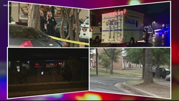 Deadly weekend in Charlotte drives homicide count up to 88