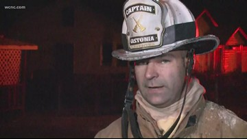 Kids escape fires three separate times in recent weeks