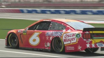 NASCAR bracing for scorching weather race weekend