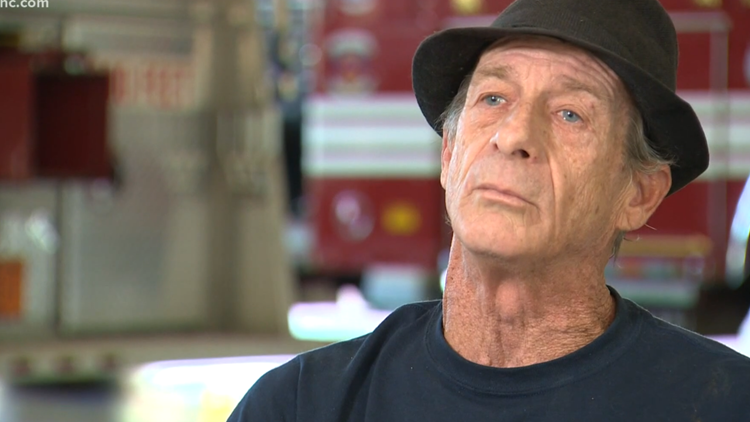 9/11 response volunteer passes keepsakes on to Bethlehem Fire Department