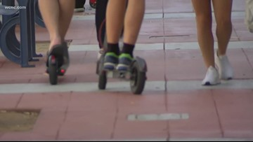 Rock Hill to discuss potential e-scooter ban