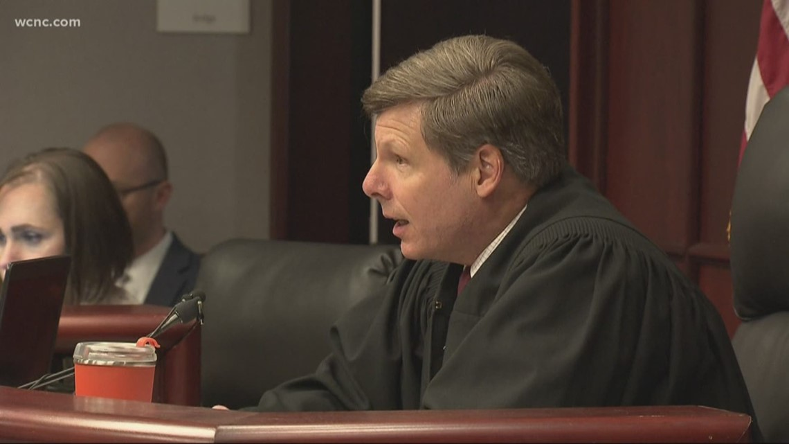 Judge denies Mark Harris election certification request