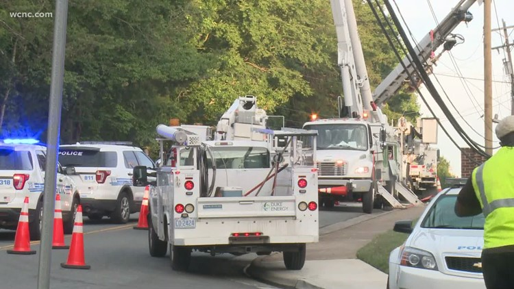 Deadly accident in north Charlotte under investigation