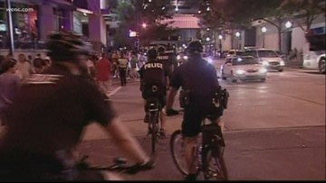 Security alert in Charlotte for 2020 RNC