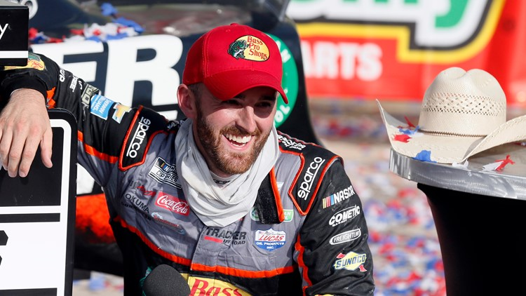 Austin Dillon discusses the 2021 Cup Series season, Bristol dirt race and more