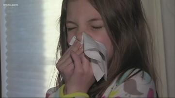 Children at risk of flu this season