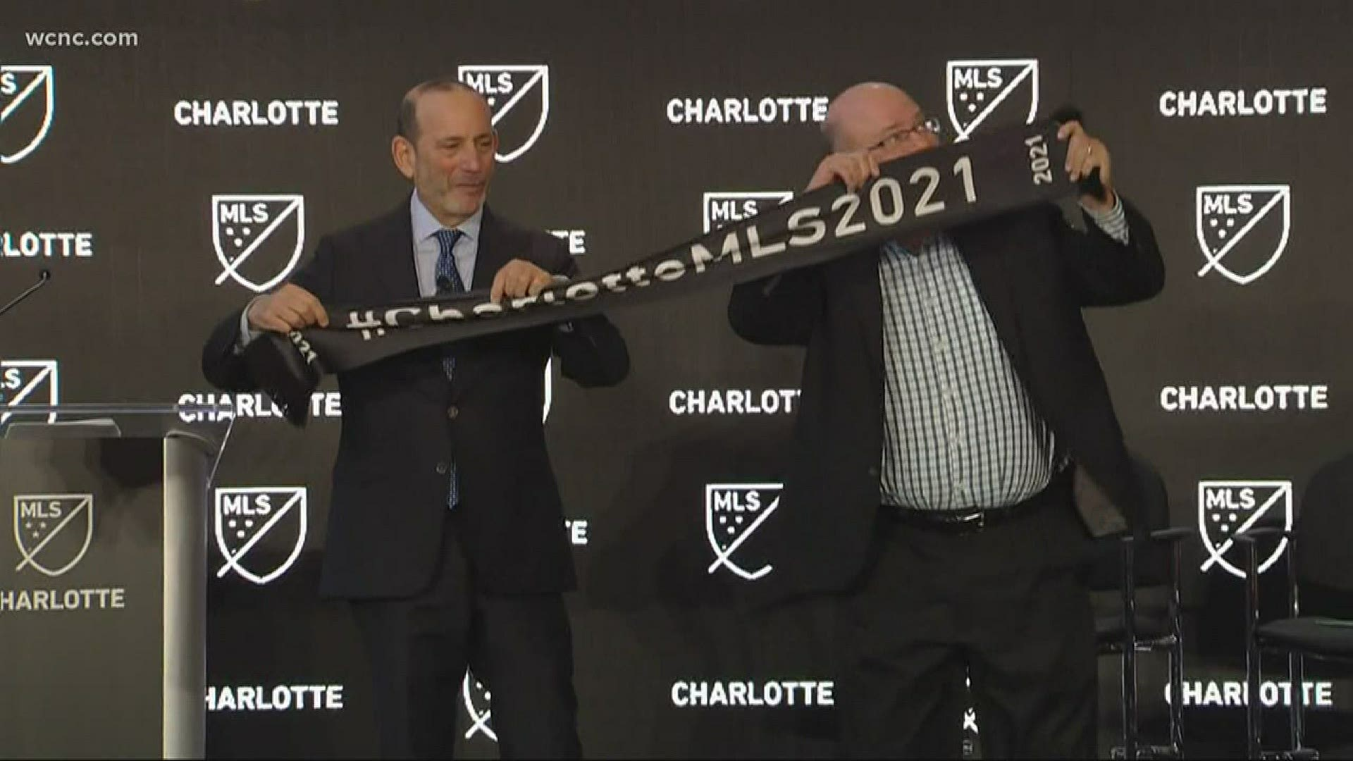 Major League Soccer To Delay Charlotte Mls Launch To 2022 Debut Wcnc Com