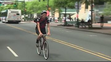 Uptown lane closures to begin Monday for bike lane construction