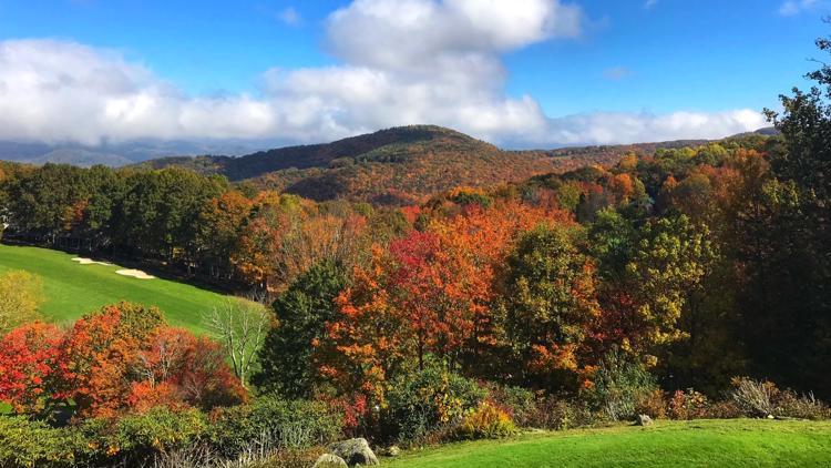 YOUR PHOTOS: Stunning fall colors across the Carolinas!