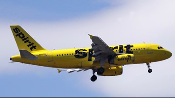 Low-cost Spirit Airlines to begin service in Charlotte
