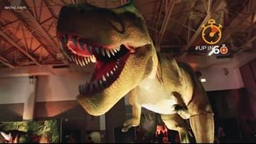 Dinosaur Adventure invades the Park Expo Center