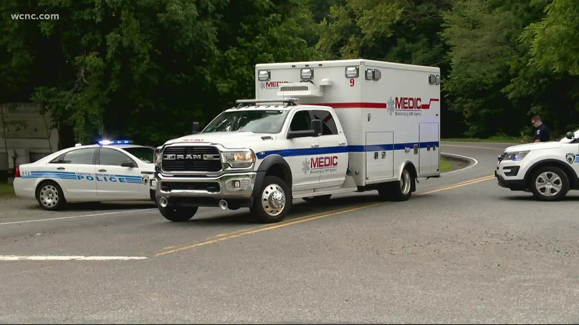 Two drivers dead after dump trucks collide, CMPD said