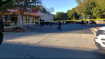 Charlotte homicide rate at 10-year high after shooting at Bojangles'