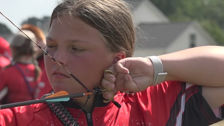 Charlotte-area archery team sweeps 3 state championships