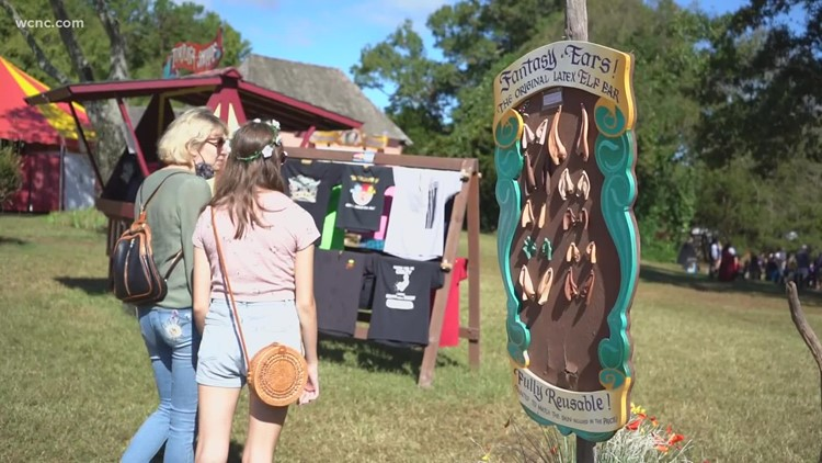 The Carolina Renaissance Festival returns for its 28th season
