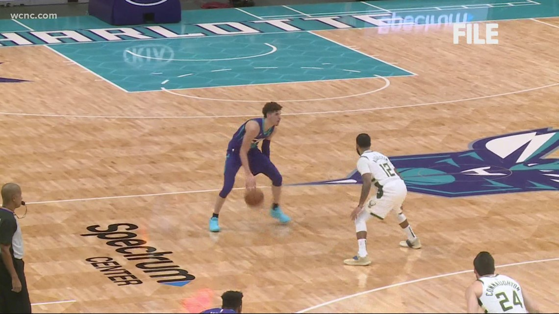 Charlotte Hornets will be welcoming fans back to the stands soon