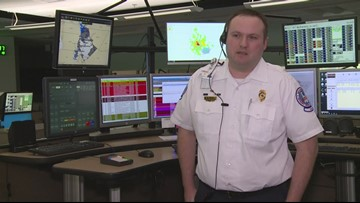 Dispatcher appreciation week: A look inside Mecklenburg MEDIC 911 call center