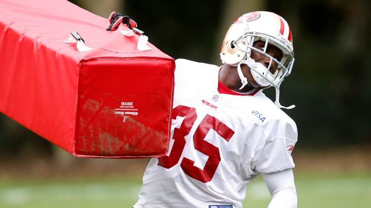 Shooting suspect Phillip Adams played 6 NFL seasons